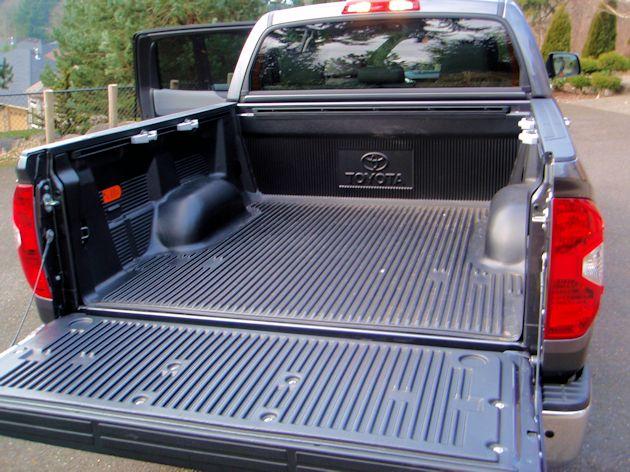 2014 Toyota Tundra bed