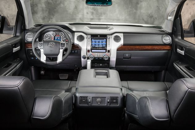 20142619 Toyota Tundra dash