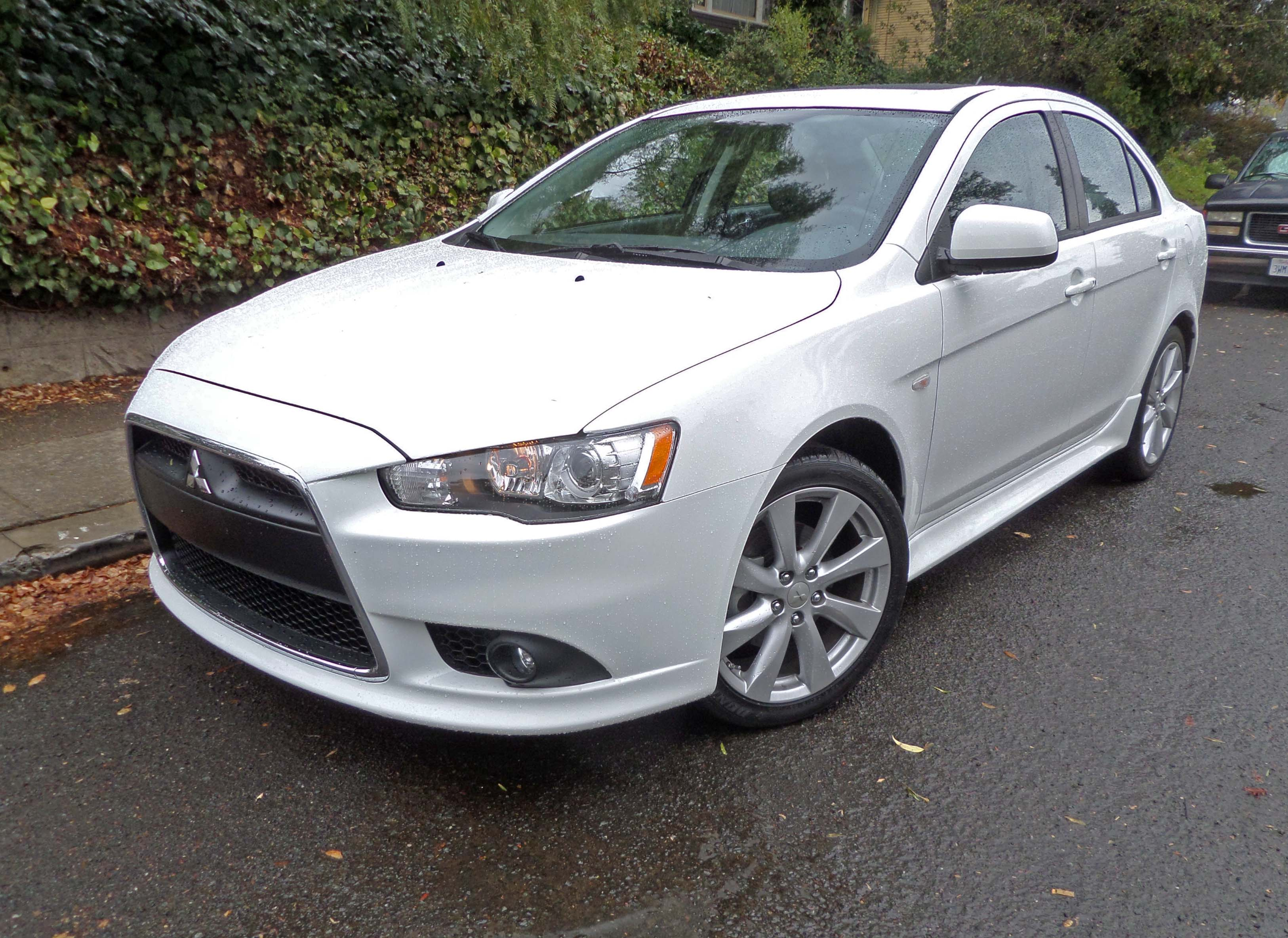 2014 Mitsubishi Lancer Gt Test Drive Our Auto Expert