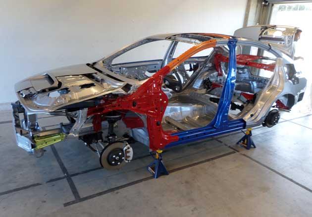 Subaru-WRX-STI-BIW
