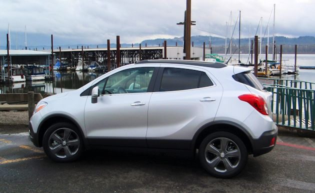 2014 Buick Encore side2