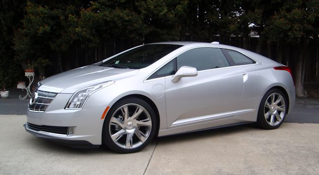 2014 Cadillac ELR side2