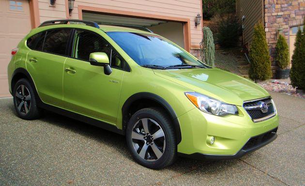 2014 Subaru XV Crosstrek Hybrid Test Drivenbsp