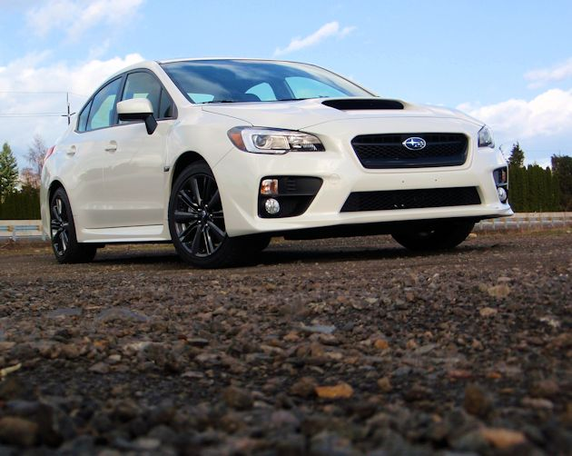 2015 Subaru Wrx Test Drive Our Auto Expert