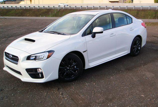 2015 Subaru WRX frontQ2