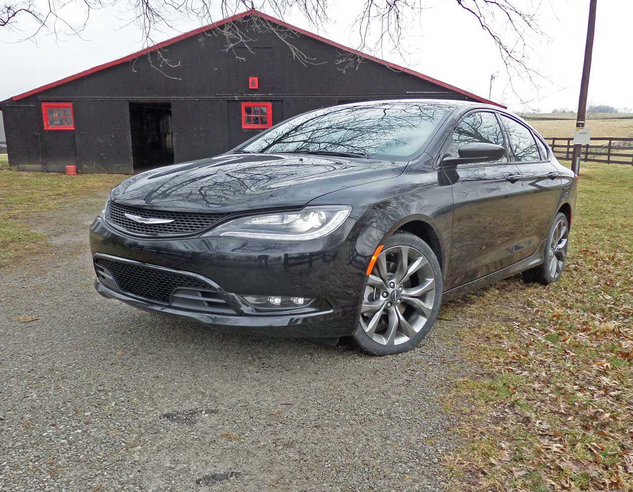 2015 Chrysler 200 Sedan Test Drive