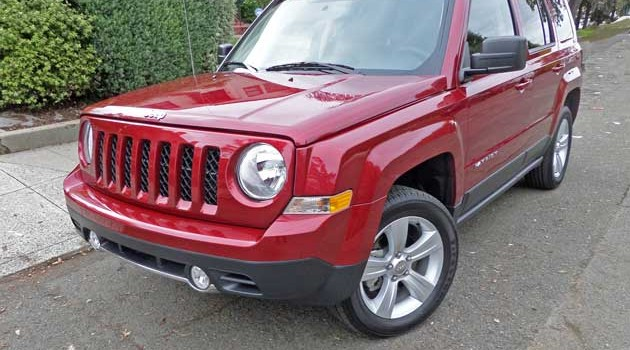 2014 Jeep Patriot Limited 4×4 Test Drive