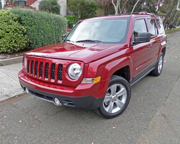 2014 Jeep Patriot Limited 4×4 Test Drive