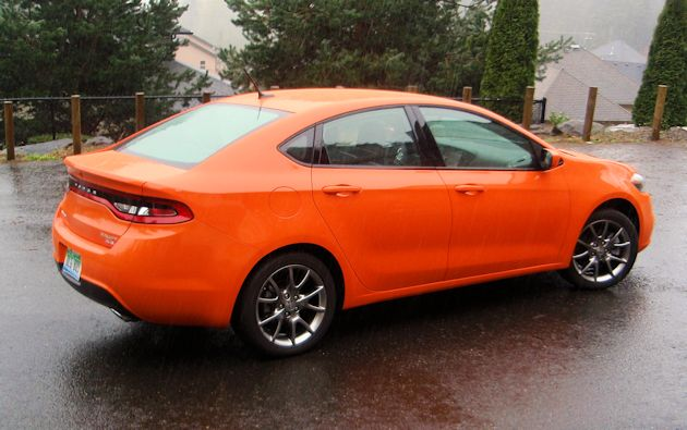 2014 Dodge Dart  Dash Rear Q
