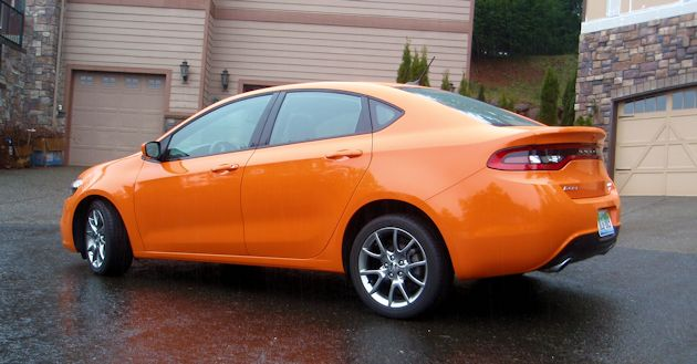 2014 Dodge Dart  Dash Rear Q2