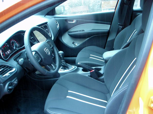 2014 Dodge Dart  Interior