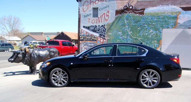 2014 Lexus GS-- Baker City-OR