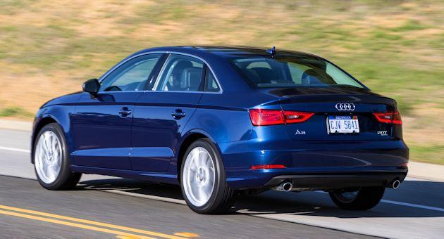 2015 Audi A3 rearQ
