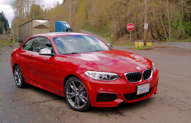 2641 BMW M235i front2