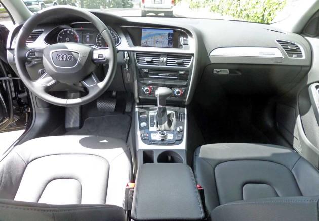 Audi-allroad-Dash