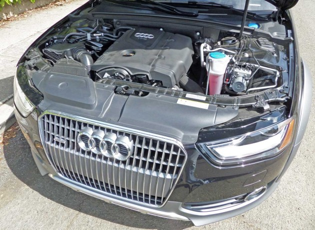 Audi-allroad-Engine