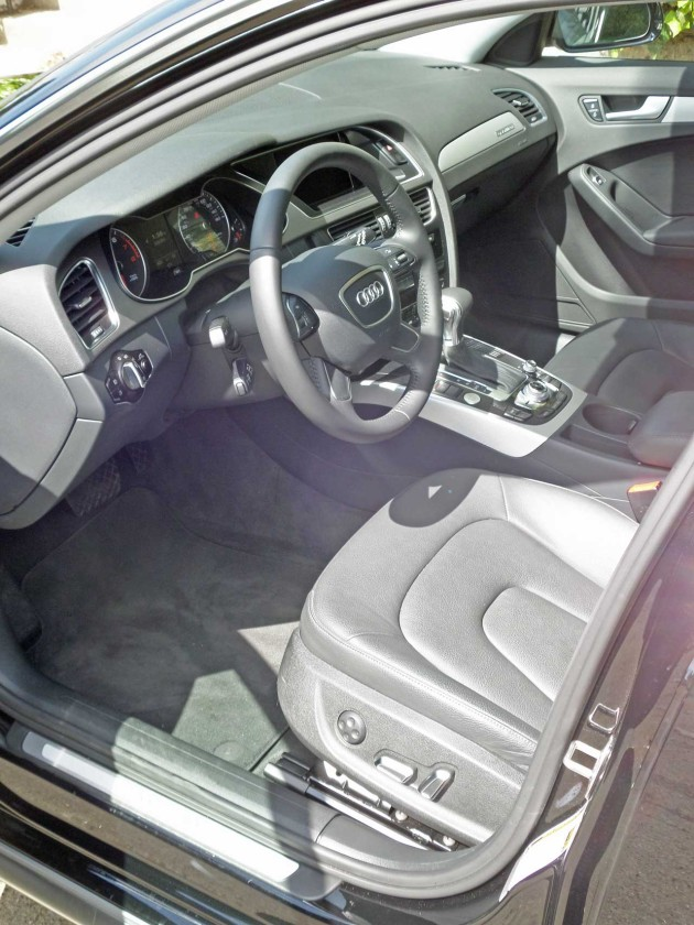 Audi-allroad-Interior