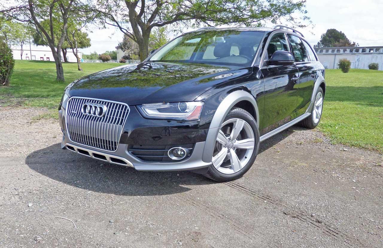 2014 Audi allroad 2.0T quattro Test Drive