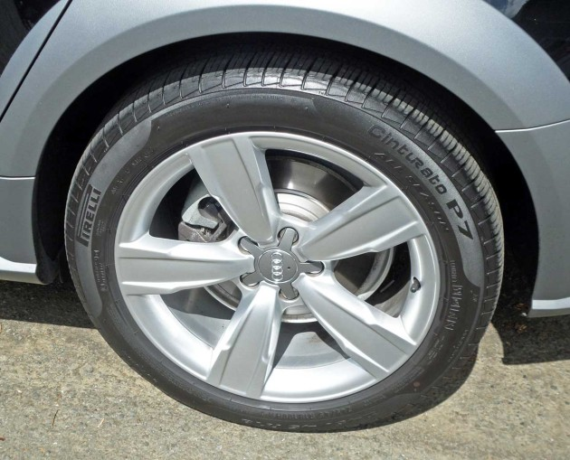 Audi-allroad-Wheel