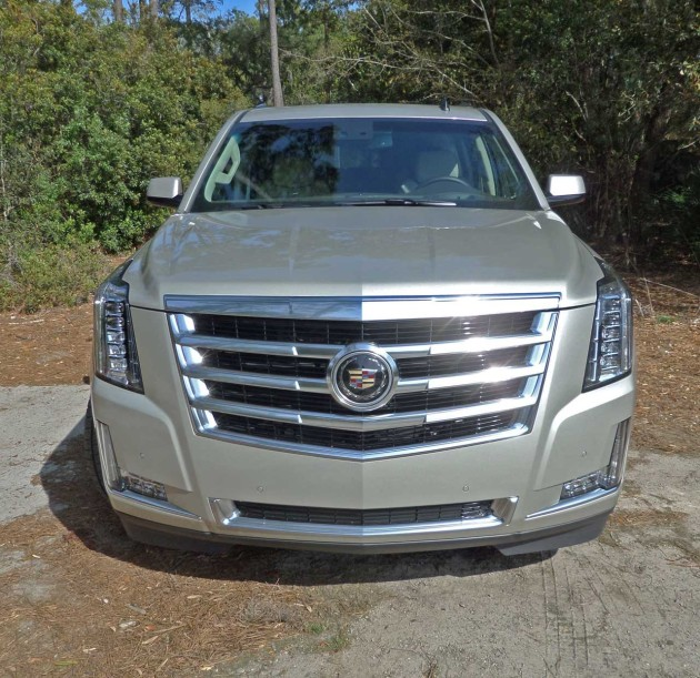 Cadillac-Escalade-Nose