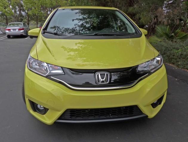 Honda-Fit--Nose