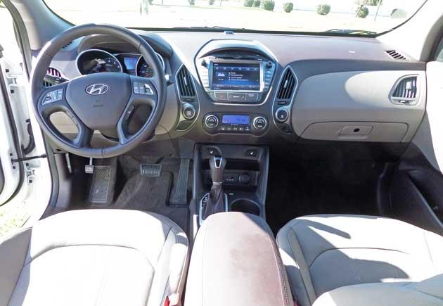 Hyundai-Tucson-Dash