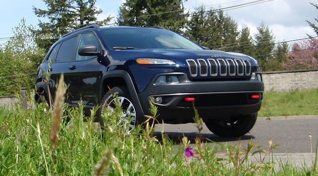 Jeep Cherokee Test Drive