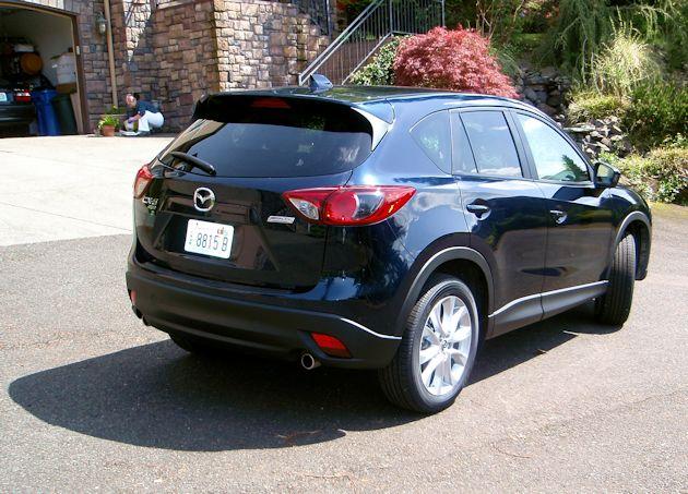 2015 Mazda CX5 Test Drivenbsp