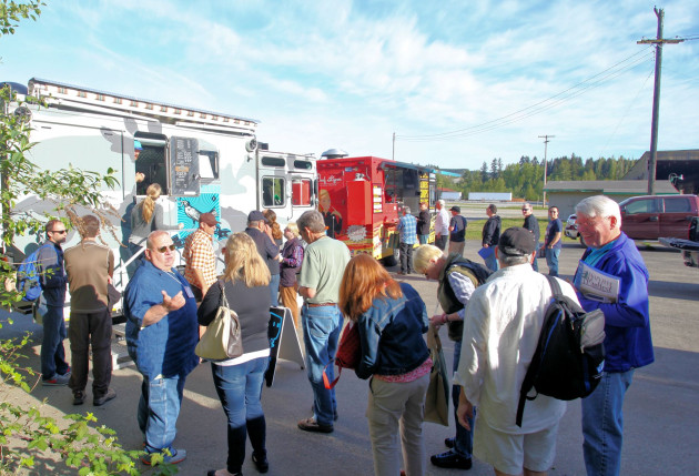 2014 coffee and food trucks