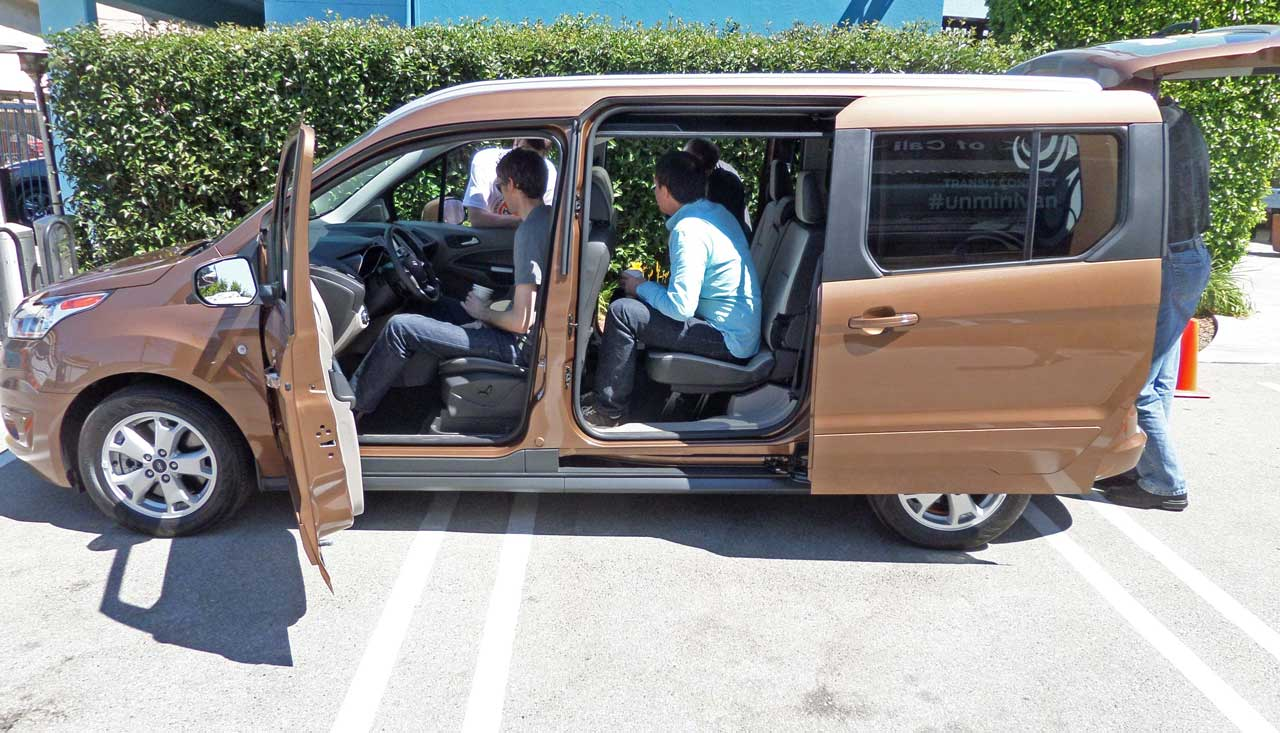 2014 ford transit connect wagon test drive our auto expert. Black Bedroom Furniture Sets. Home Design Ideas