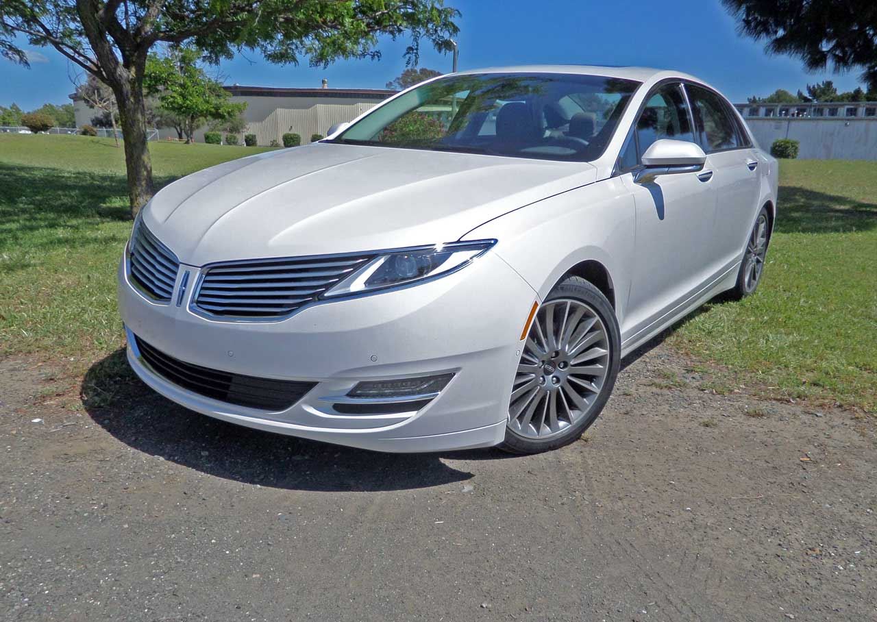 2014 Lincoln MKZ Hybrid Test Drivenbsp