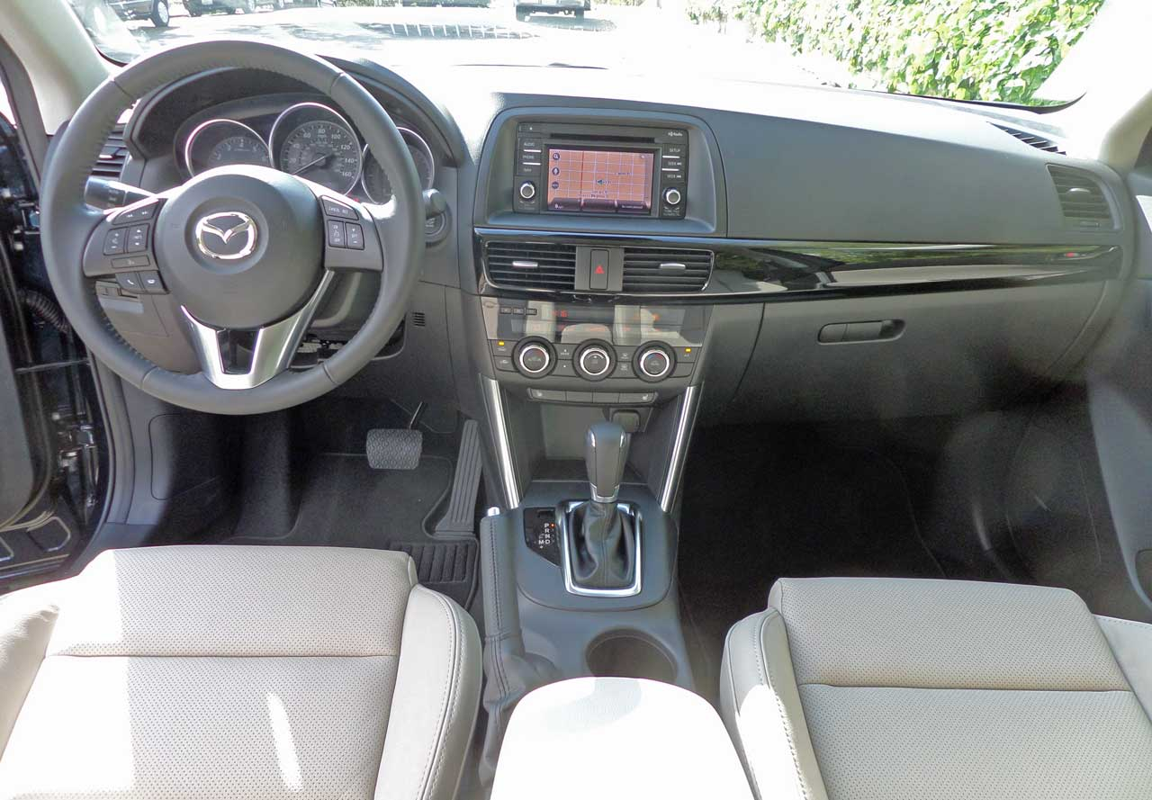 2015 mazda cx 5 grand touring fwd test drive our auto expert. Black Bedroom Furniture Sets. Home Design Ideas