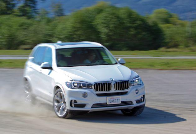 Mudfest AC-BMW X5