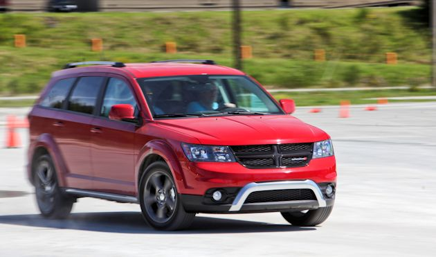 Mudfest AC-Dodge Journey