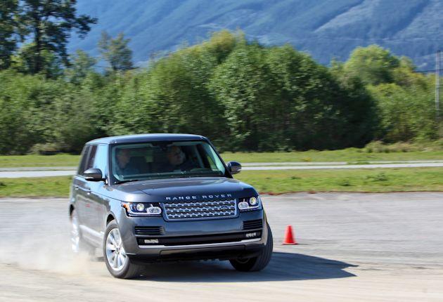 Mudfest AC-Range Rover