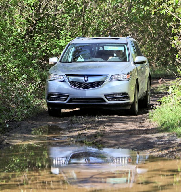 Mudfest OR-Acura MDX