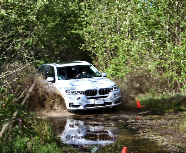 Mudfest OR-BMW X5
