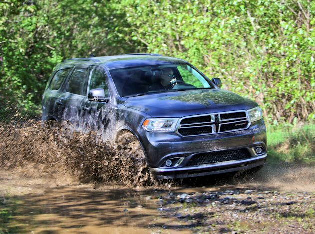 Mudfest OR-Dodge Durango