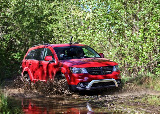 Mudfest OR-Dodge Journey
