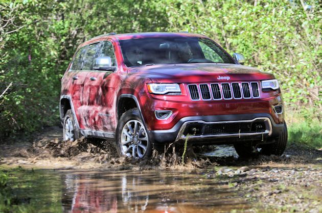 Mudfest OR-Jeep Grand Cherokee