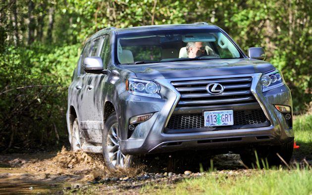 Mudfest OR-Lexus GX460