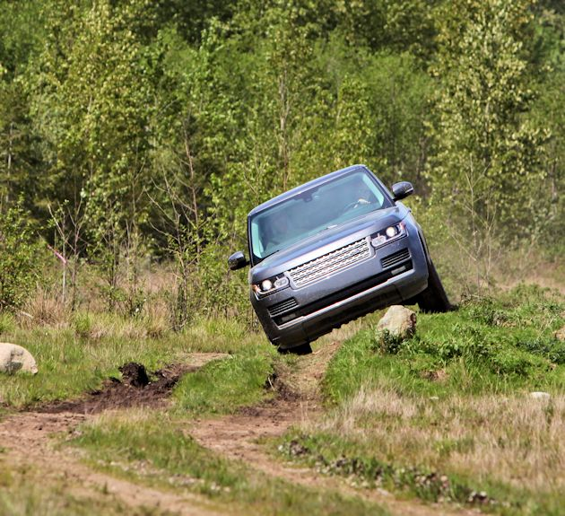Mudfest OR-Range Rover