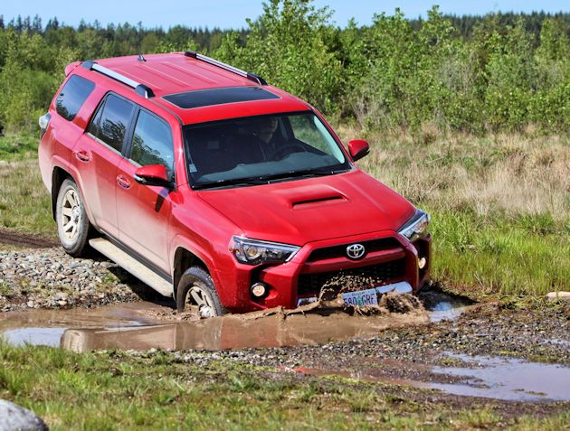Mudfest OR-Toyota 4Runner