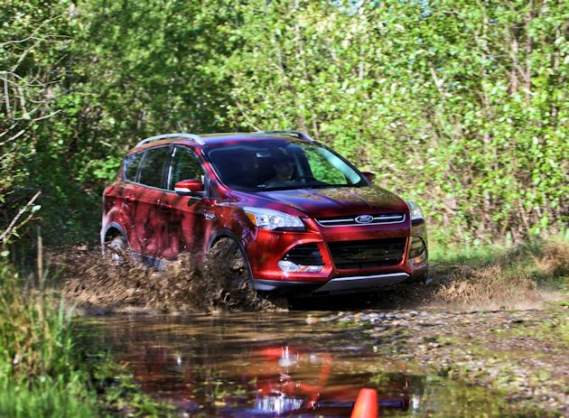 Mudfest OR-Ford Escape