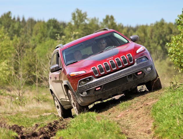 OR-Jeep Cherokee
