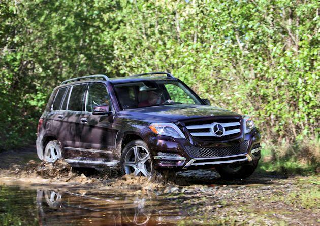 OR-Mercedes GLK