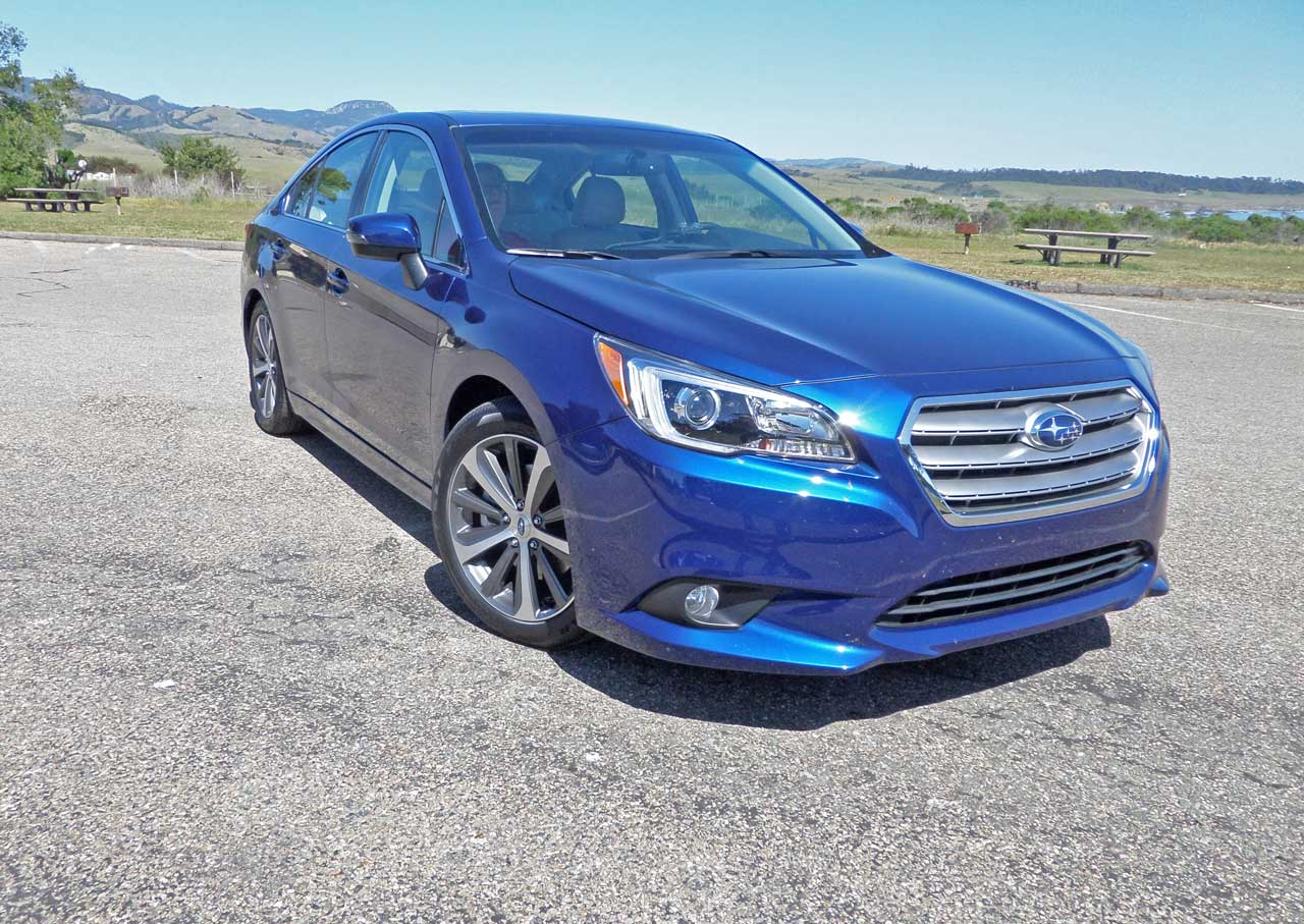 2015 Subaru Legacy Sedan Test Drive  Our Auto Expert
