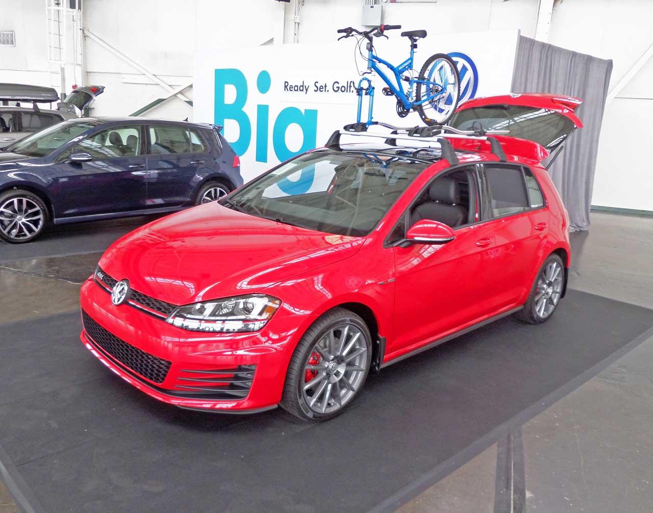 2015 Volkswagen Golf Test Drive