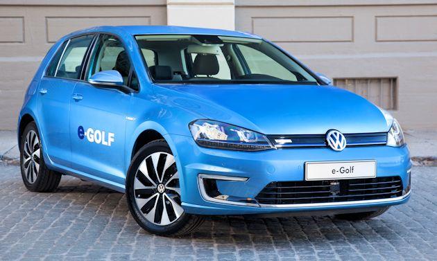 2661 Volkswagn e-Golf