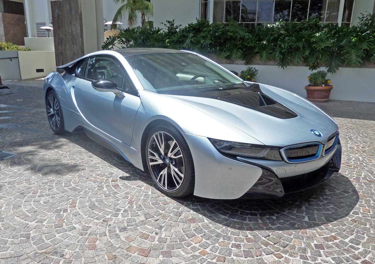 2014 BMW i8 Plug-in Electric Hybrid
